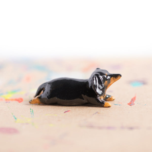 Le Mighty Dachshund Totem - Muses Collection