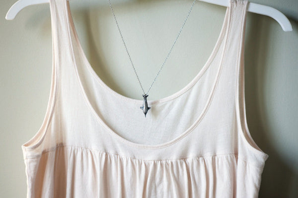 Le Adventurous Narwhal Necklace