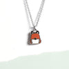 Le Red Fox Petite Necklace
