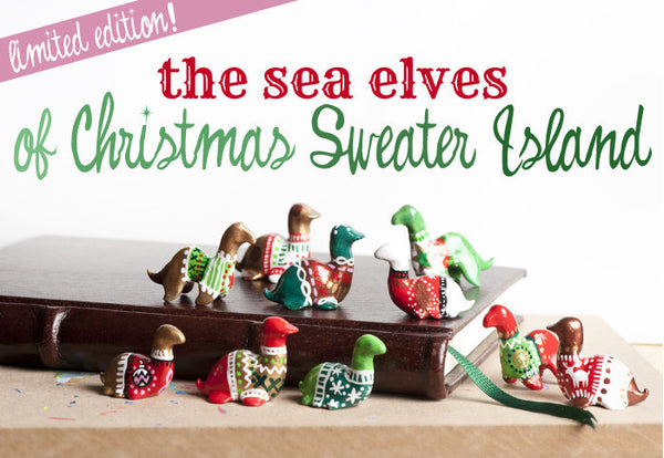 Sea Elves of Christmas Sweater Island - Wishes