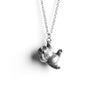 slow loris necklace