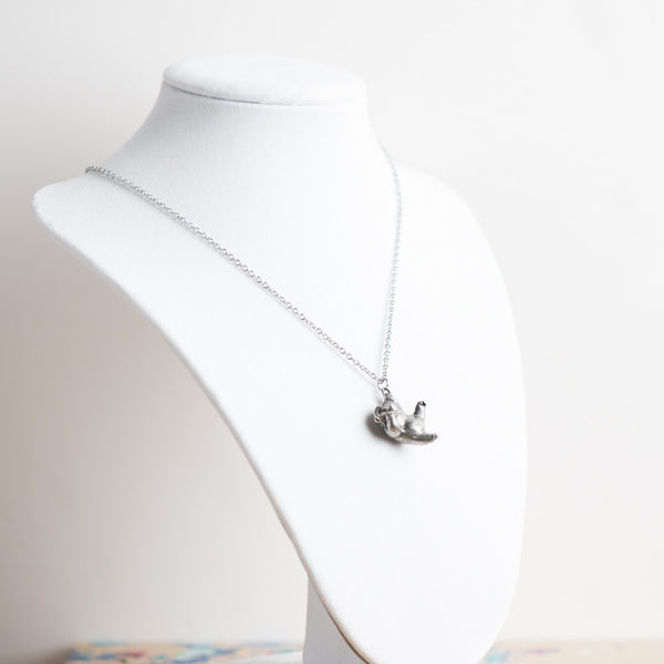 Le Shy Slow Loris Necklace