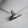 Le Ambitious Snow Goose Necklace