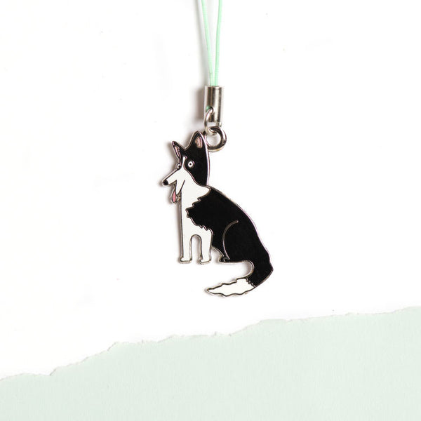 Stuffed Dog Charm