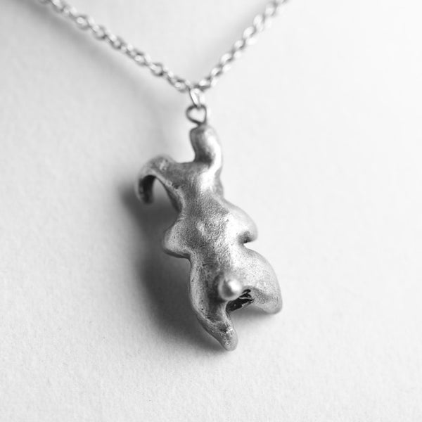 Le Real Velveteen Rabbit Necklace