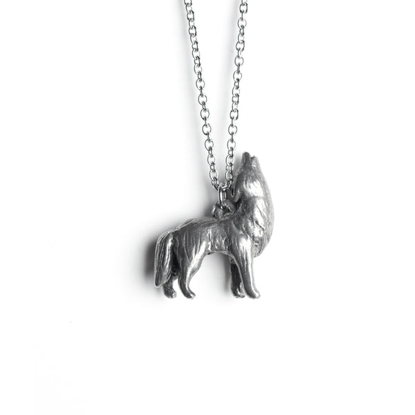 Le Intuitive Wolf Necklace