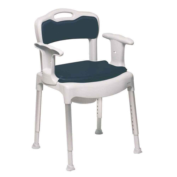 Swift 4-In-1 Shower Commode Chair