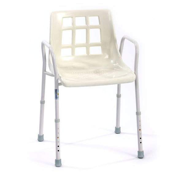 Height Adjustable Economy Value Shower Chair