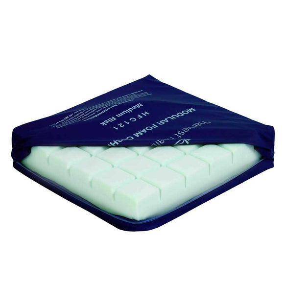 Modular Foam Pressure Care Relief Cushion