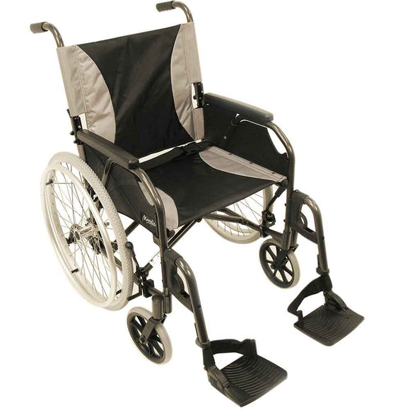 Breezy Moonlite Self Propelled Wheelchair