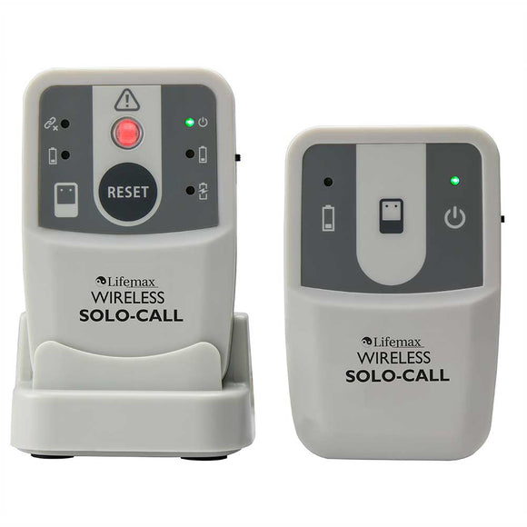 Solo Call Pager & Transmitter Alarm - Requires Sensor Mat
