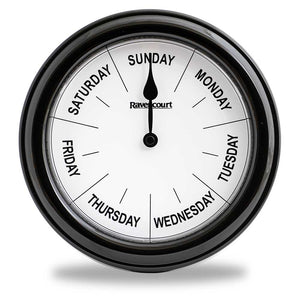 Days of the Week Clock For Dementia Care
