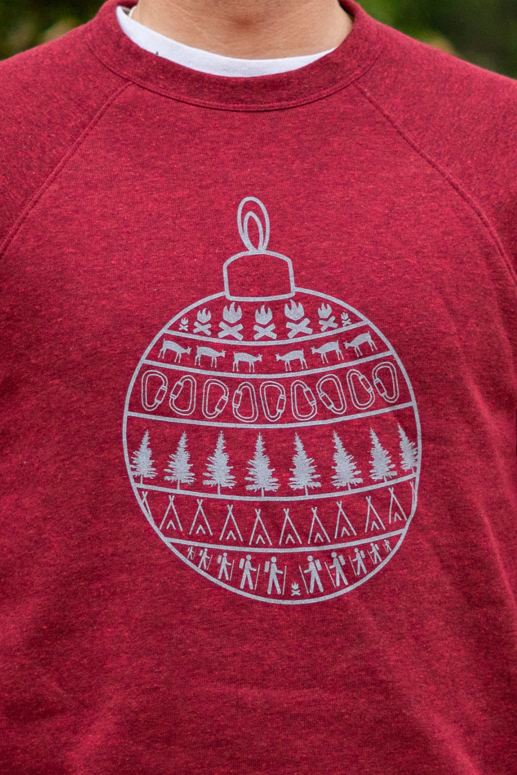 Ornament Sweater