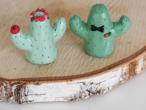 Cactus Cake Toppers