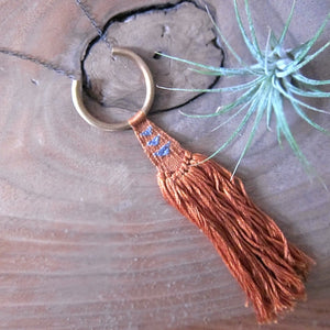 Coral Dreamsicle Pendant