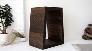 Kendrick Oscuro Side Table