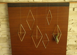 Scandinavian HImmeli Mobiles-Set of 6