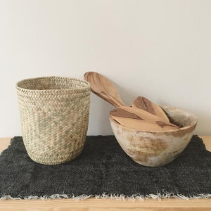 Small Oaxaca Palm Basket