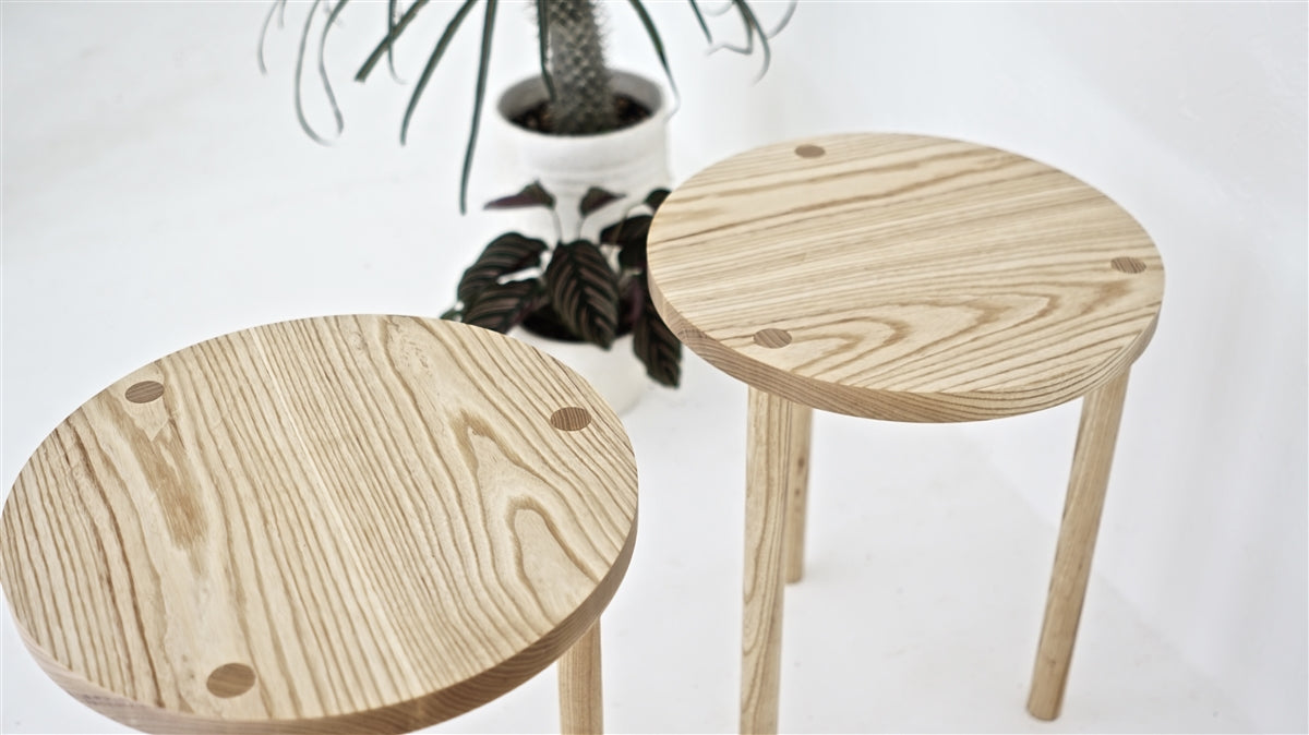 The Natural Ninfa Tables-Set of 2