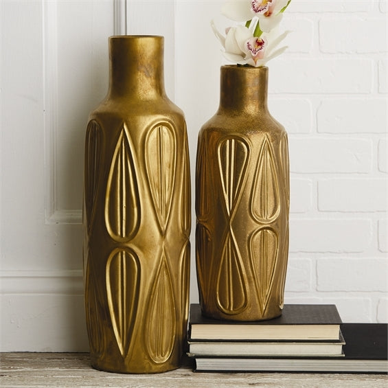 Jaipur Mid Century Vases-Set of 4
