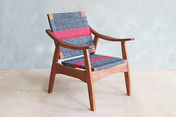 Manila Handwoven Arm Chair