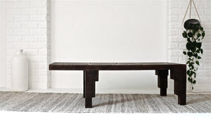 The Minimalist Coffee Table