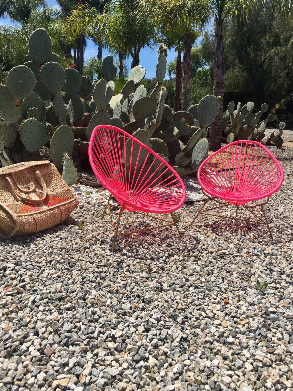 Mini Acapulco Chairs-Set of 2