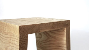 Kendrick Natural Side Table