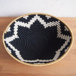 Ancient Shapes Sisal Sweetgrass Basket - 16""