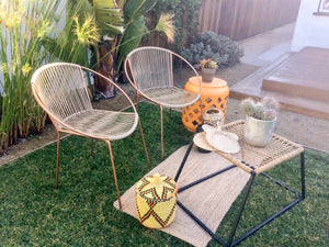Loops Acapulco Chairs-Set of 2