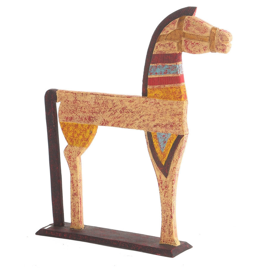 Sumba Horse Accent Piece