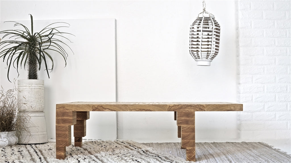 The Minimalist Coffee Table-Natural