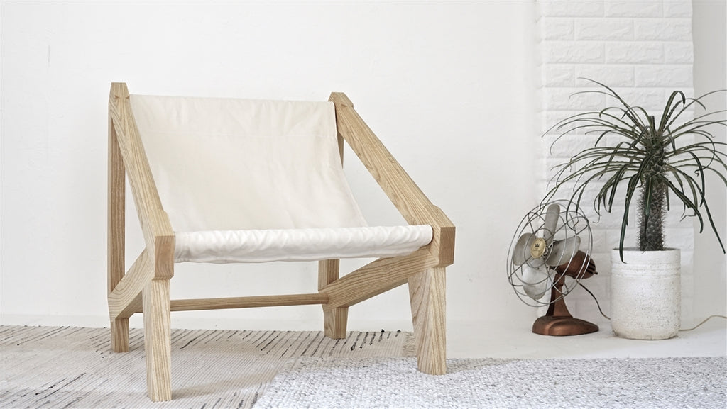 The OM Slingback Lounger
