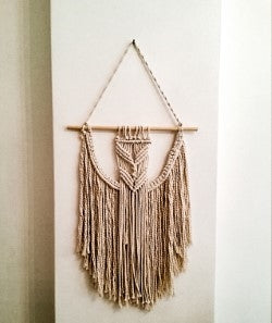 Turkish Hanging Woven Beauty