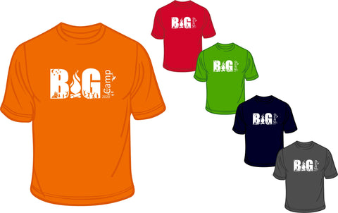 Adults Big Camp T-shirt