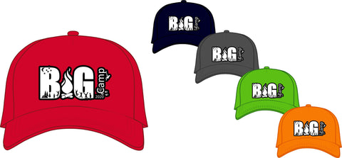 Adults Big Camp Cap