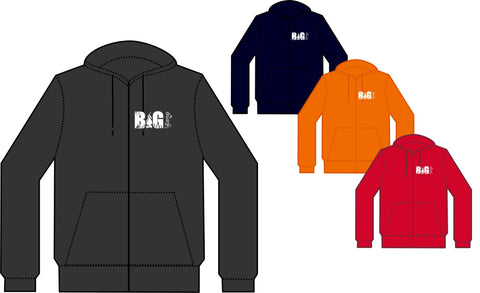 Adult Big Camp Zoodies (zip up)