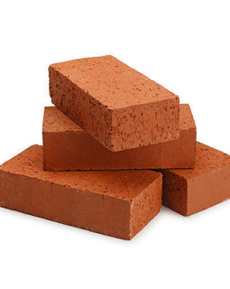 Red Clay Bricks 6-inch from Rajahmundry - AMPLIFYMART