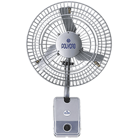 AIR CIRCULATOR WALL TYPE FAN POLYCAB - AMPLIFYMART