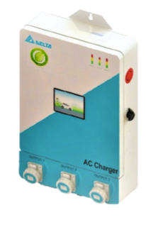 Bharat Charger AC001- Delta–3.3kW per Output - AMPLIFYMART