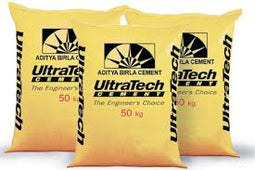 Ultratech Super cement - AMPLIFY MART- Order Building Materials and Home Improvement Supplies Online