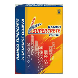 Ramco Supercrete Cement - AMPLIFYMART
