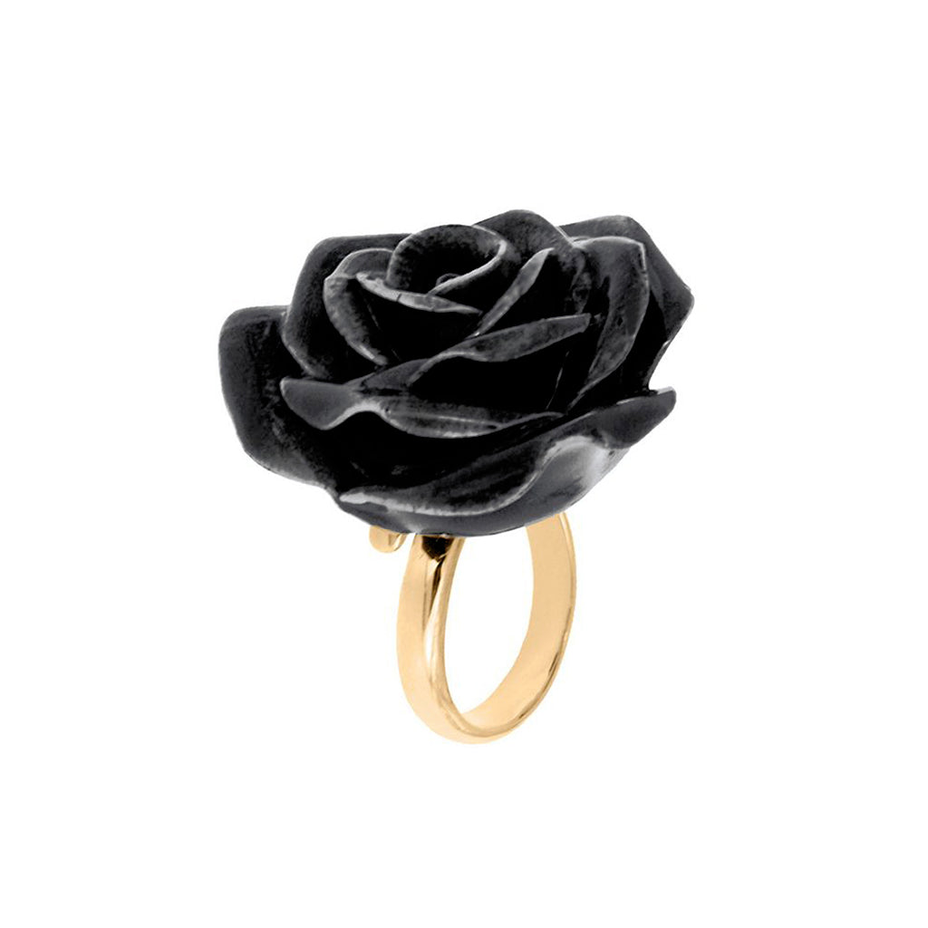NACH BIJOUX Big Flower Ring