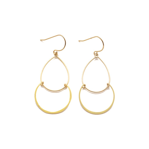 TUNIQUE Wulou Earrings Yellow