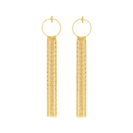 BDM Studio Palazzo Grand Hoop Earrings