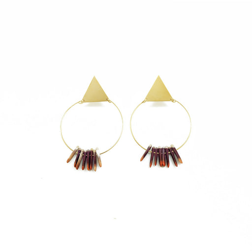 Chic Alors Zanzibar Earrings
