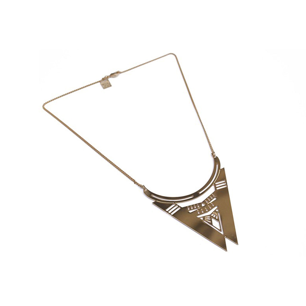 Chic Alors Big Barry Necklace