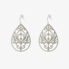 Tunique Flat Earrings