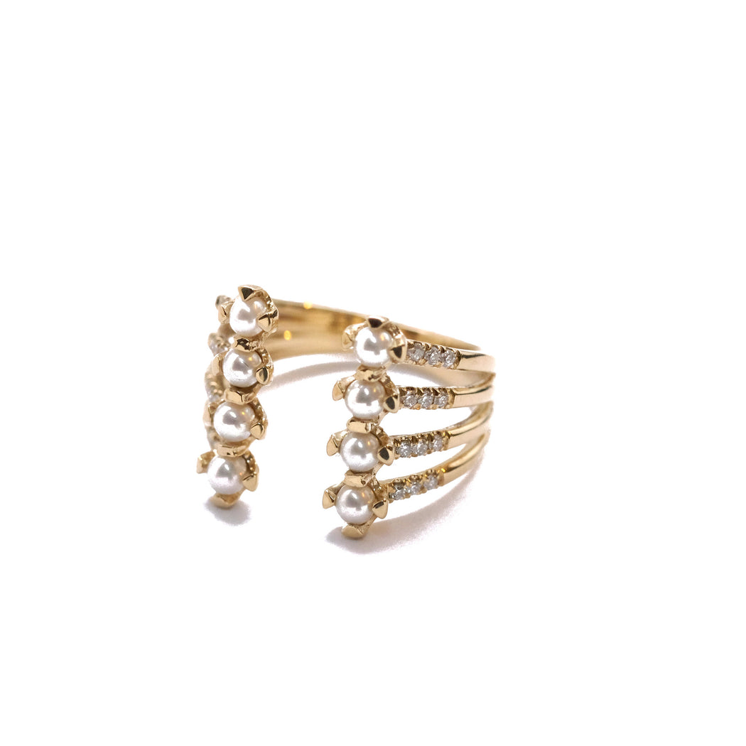 Jennie Kwon Designs Stacked Ring