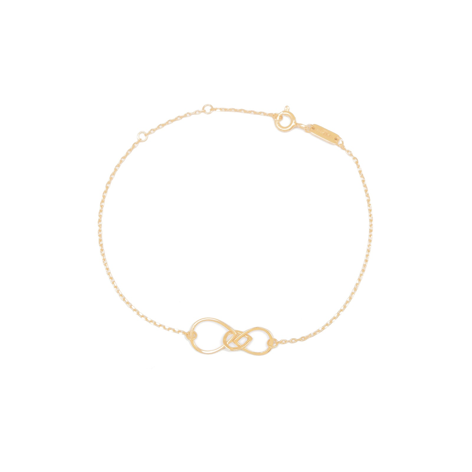 dainty product daintyedgejewellery jewellery com hollow notonthehighstreet karma by edge bracelet original